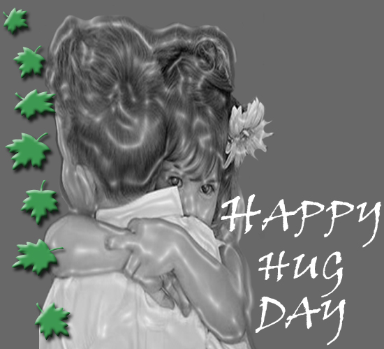 Amazing Hug Day Image