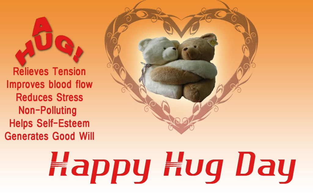 Amazing Hug Day