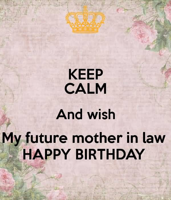 Amazing Keep Calm Happy Birthday Wishes