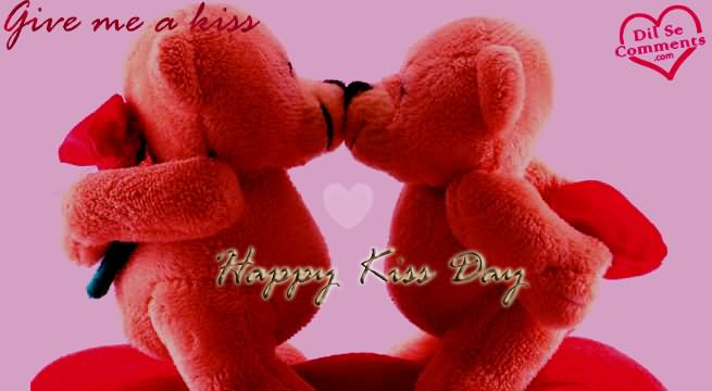 Amazing Kiss Day Image