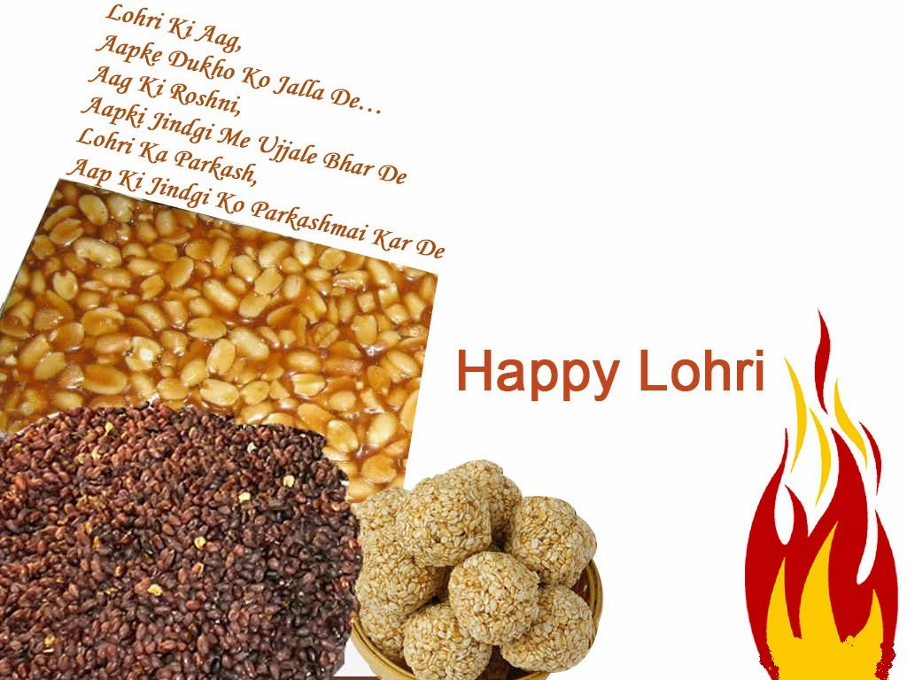 Amazing Lohri Wishes