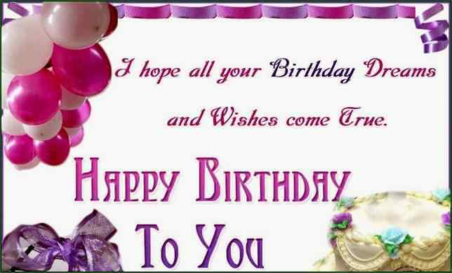 Attractive Birthday Quotes
