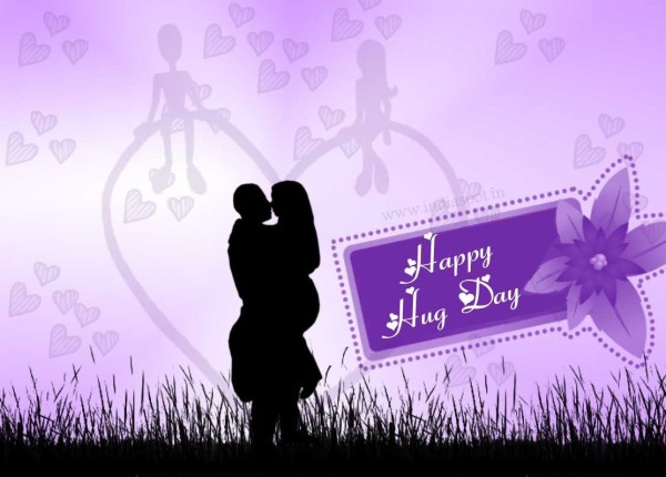 Attractive Hug Day Images