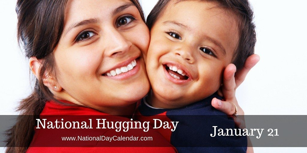 Attractive Hug Day