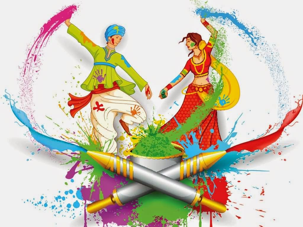 Awesome Holi Wish