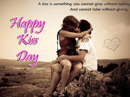 Awesome Kiss Day Pictures