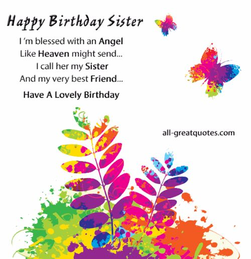 Beautiful Butterfly E-Card Happy Birthday Wishes