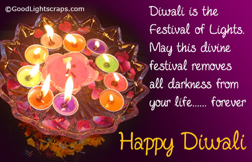 Beautiful Diwali Greetings