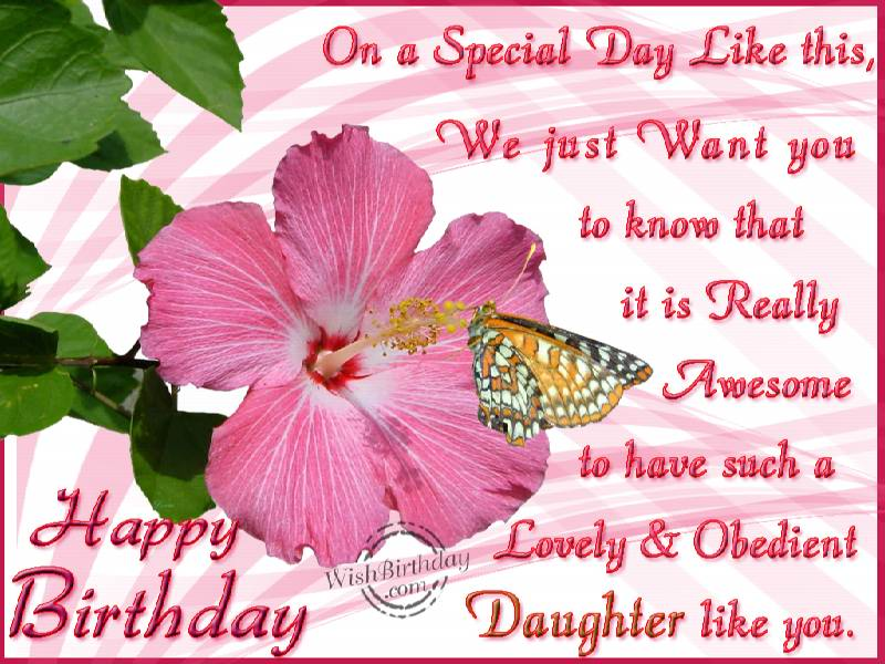 Beautiful Flower Happy Birthday Quotes And Wishes