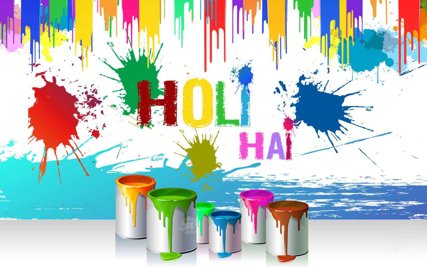 Beautiful Happy Holi Pics