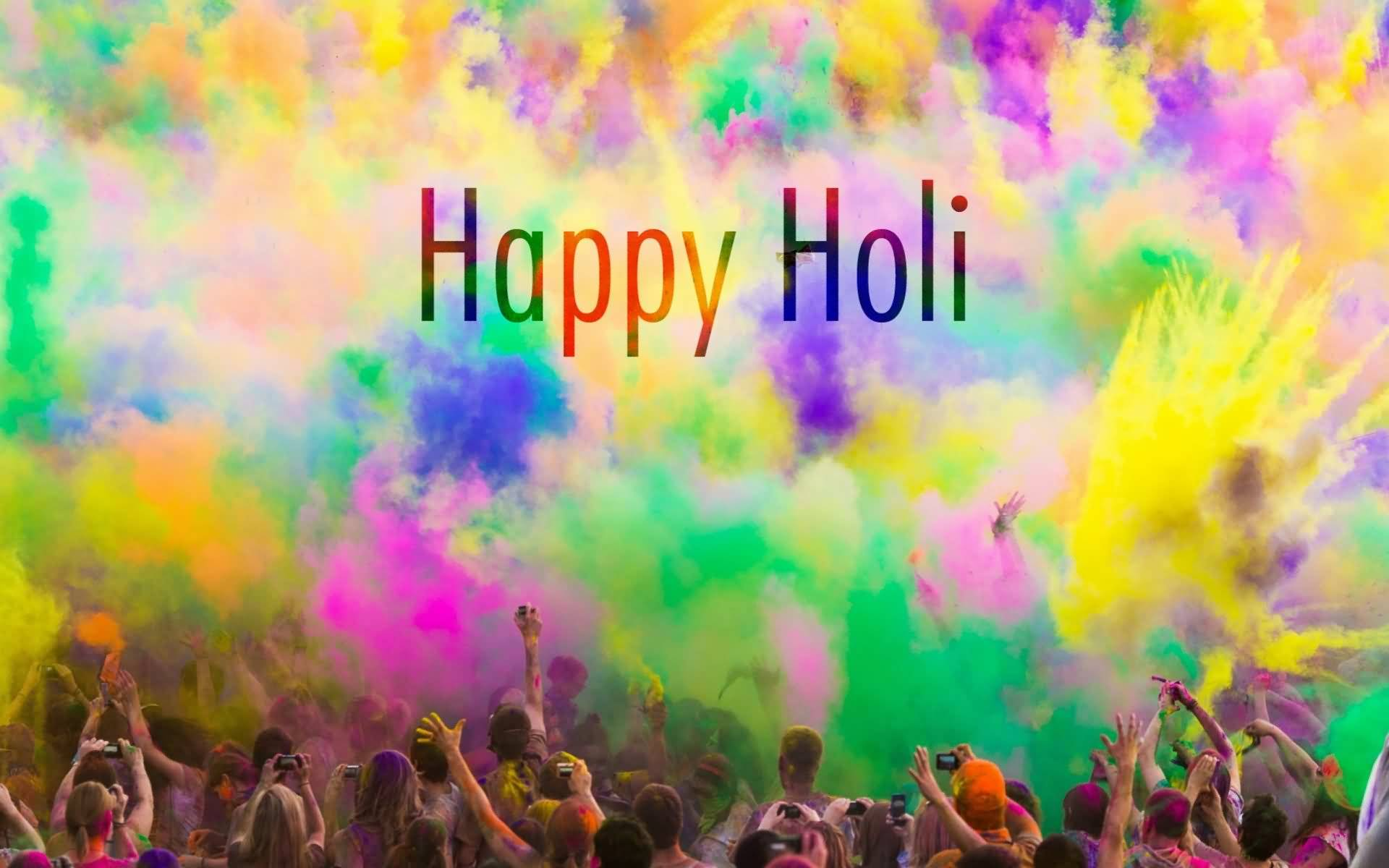 Beautiful Holi Wish