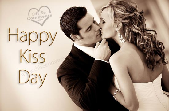 Beautiful Kiss Day
