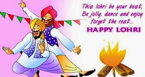 Beautiful Lohri Pictures