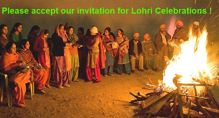 Beautiful Lohri Wishes