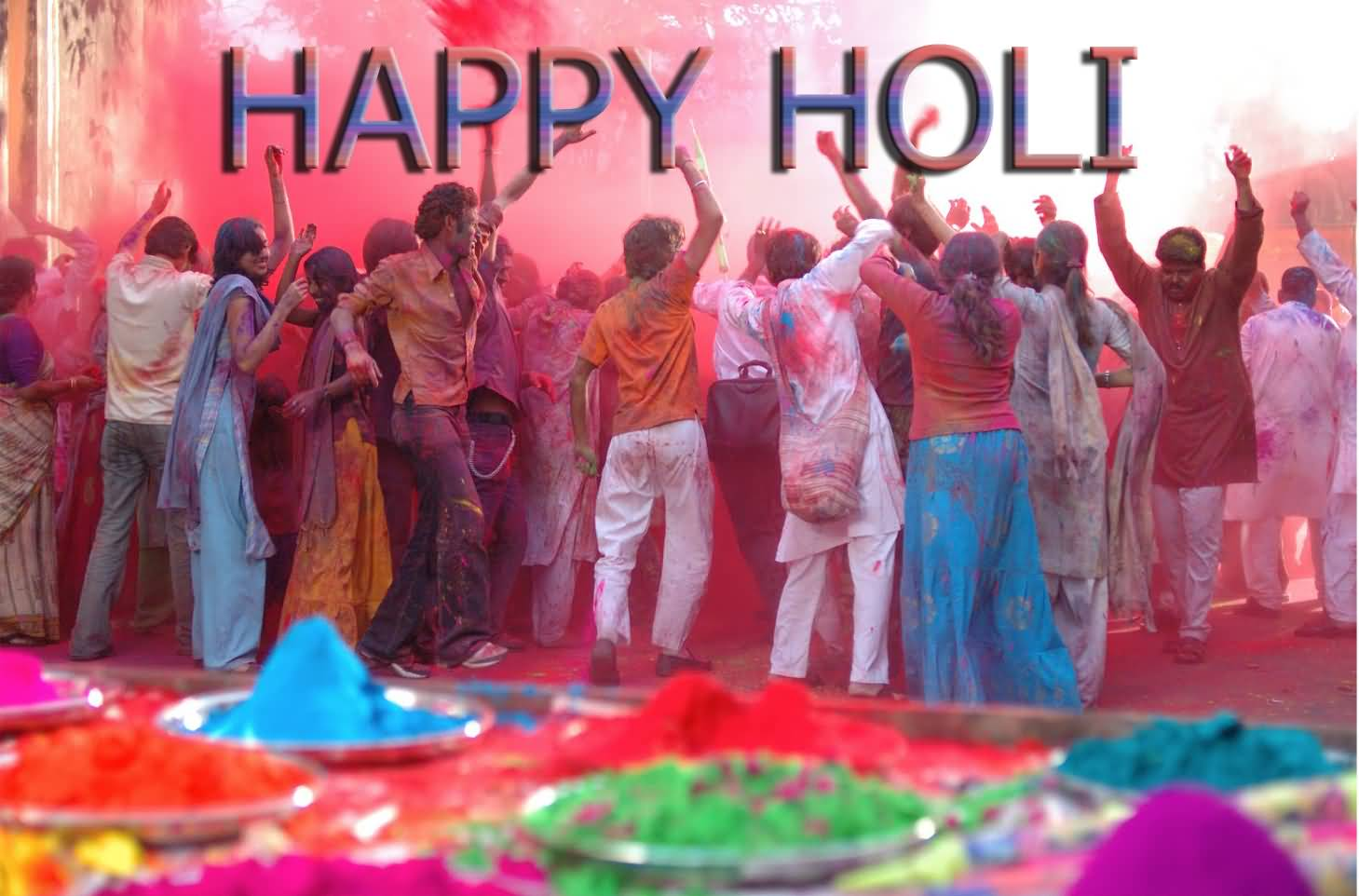 Brilliant Holi Wish