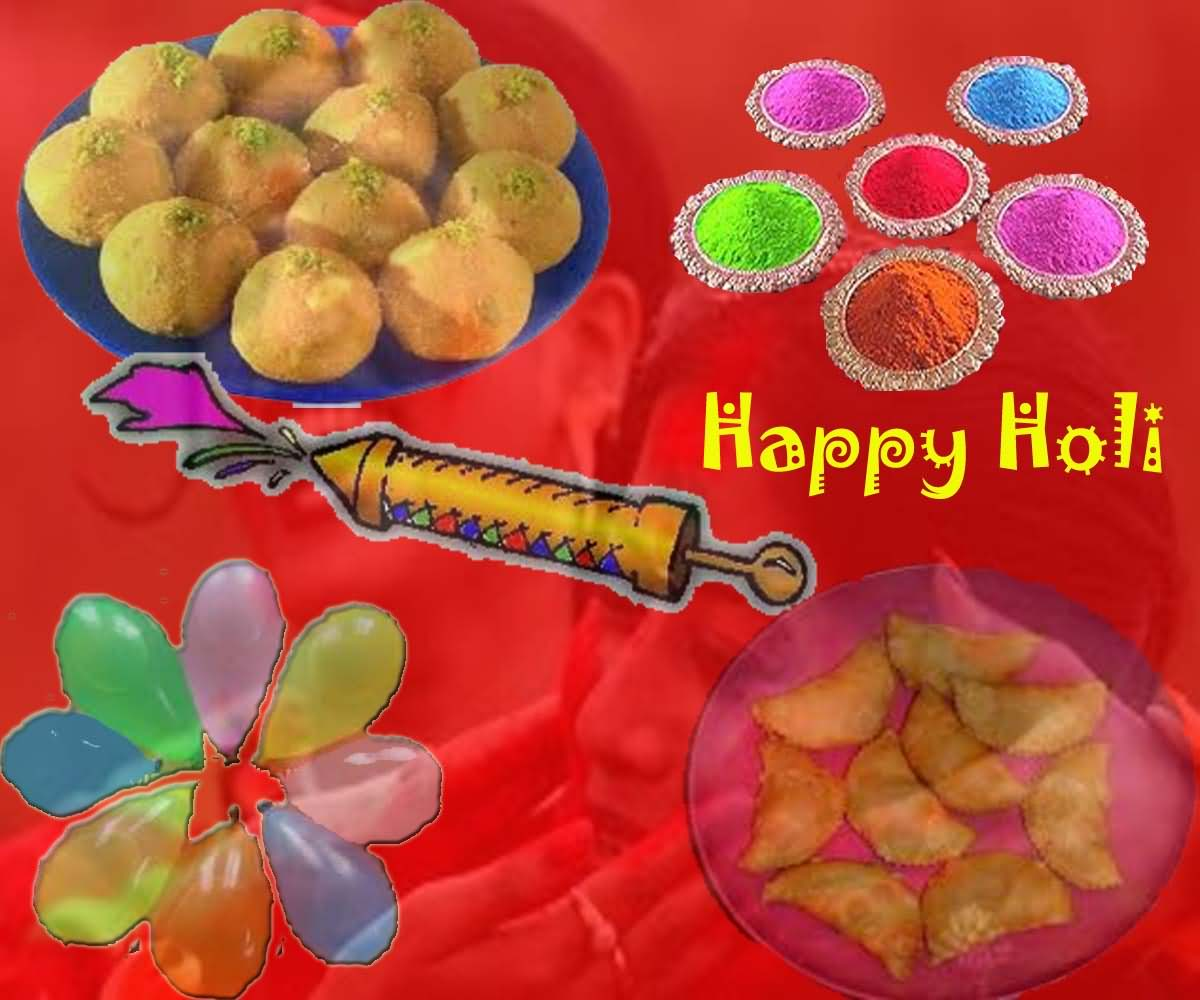 Charming Happy Holi Wishes