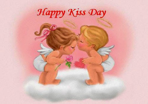 Charming Kiss Day Image