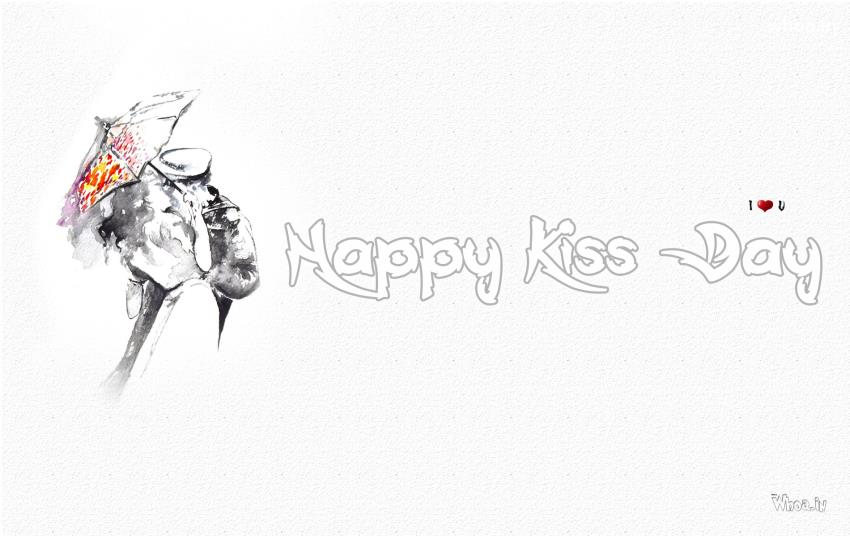 Charming Kiss Day