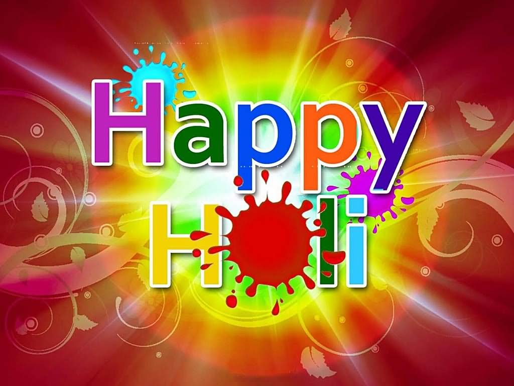 Cool Happy Holi