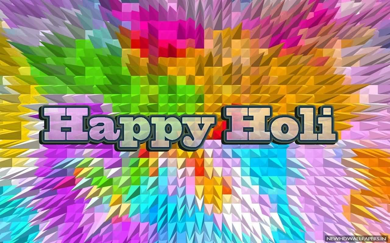 Cute Happy Holi Wishes