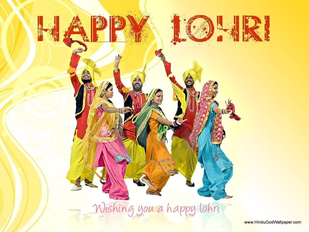 Cute Lohri Wishes