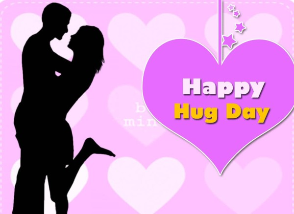 Elegant Hug Day Images