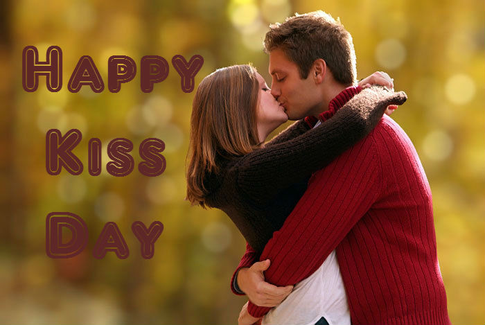 Elegant Kiss Day Photos