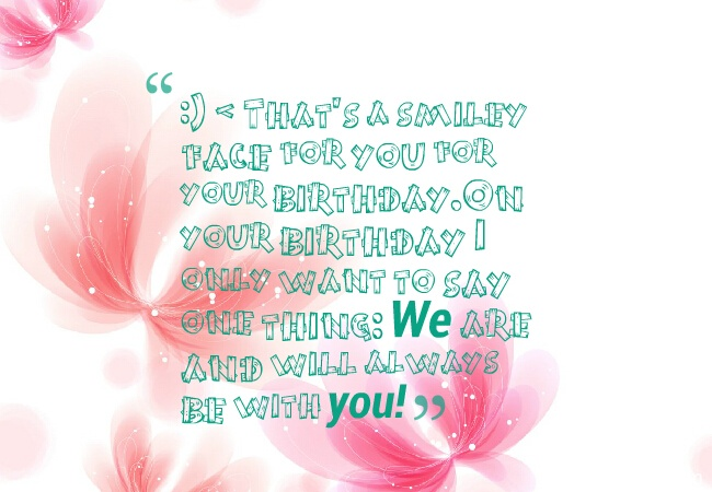 Excellent Birthday Greetings