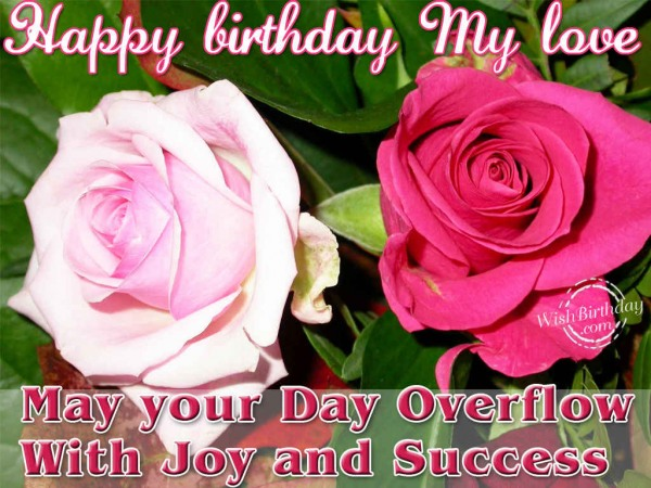 Excellent Birthday Wishes and Greetings