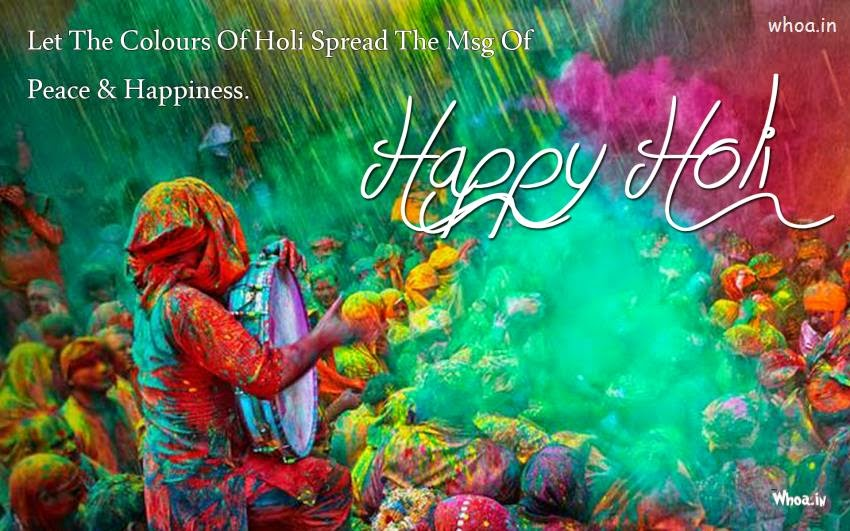 Excellent Holi Wishes