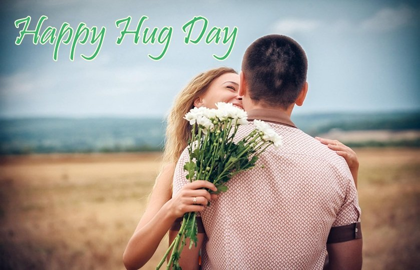Excellent Hug Day Images