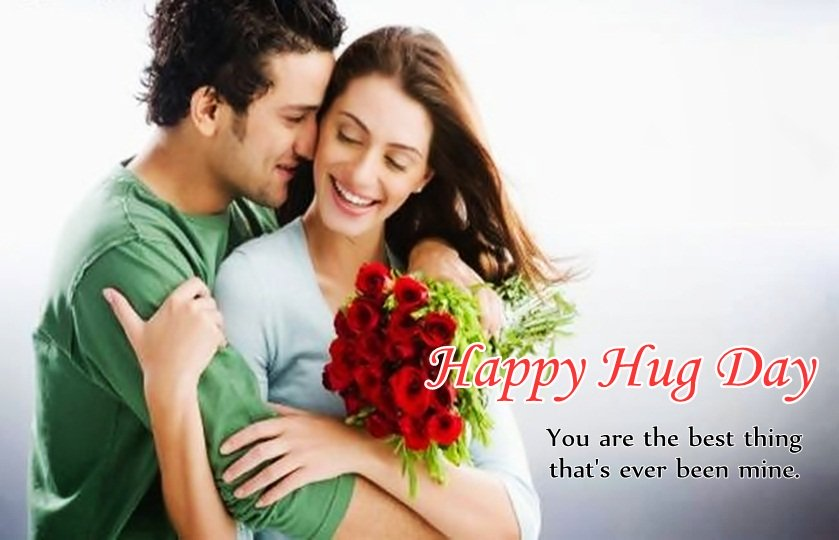 Excellent Hug Day