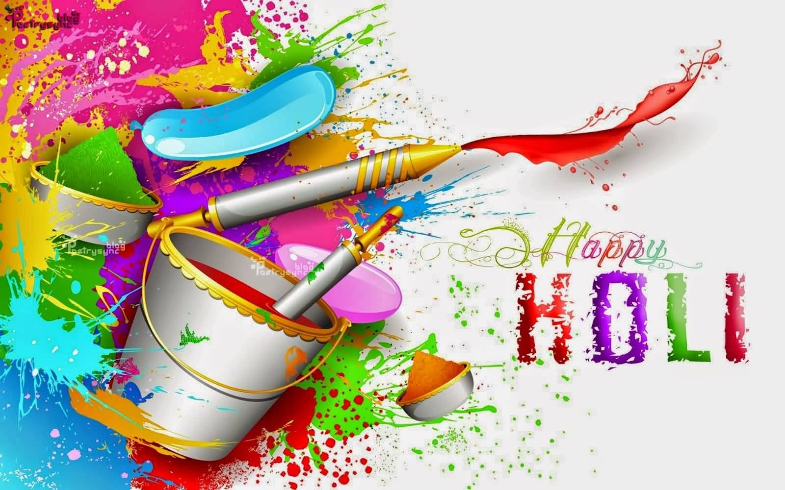 Fabulous Happy Holi Pics