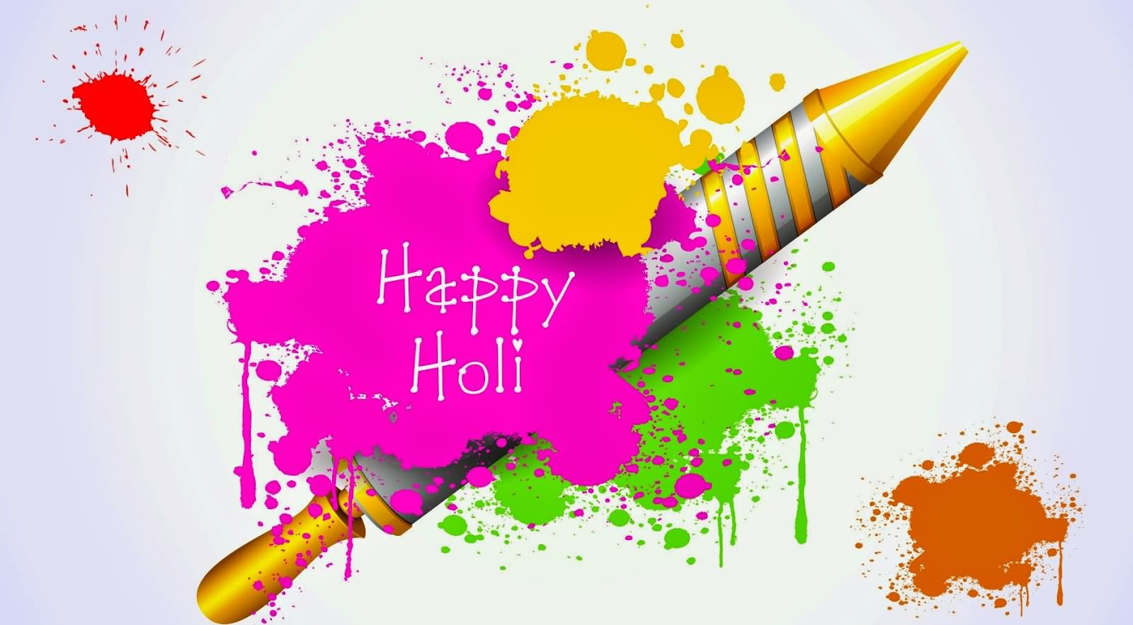 Fabulous Happy Holi Wishes