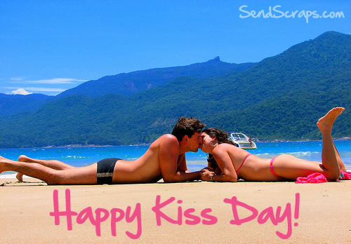Fabulous Kiss Day Photos