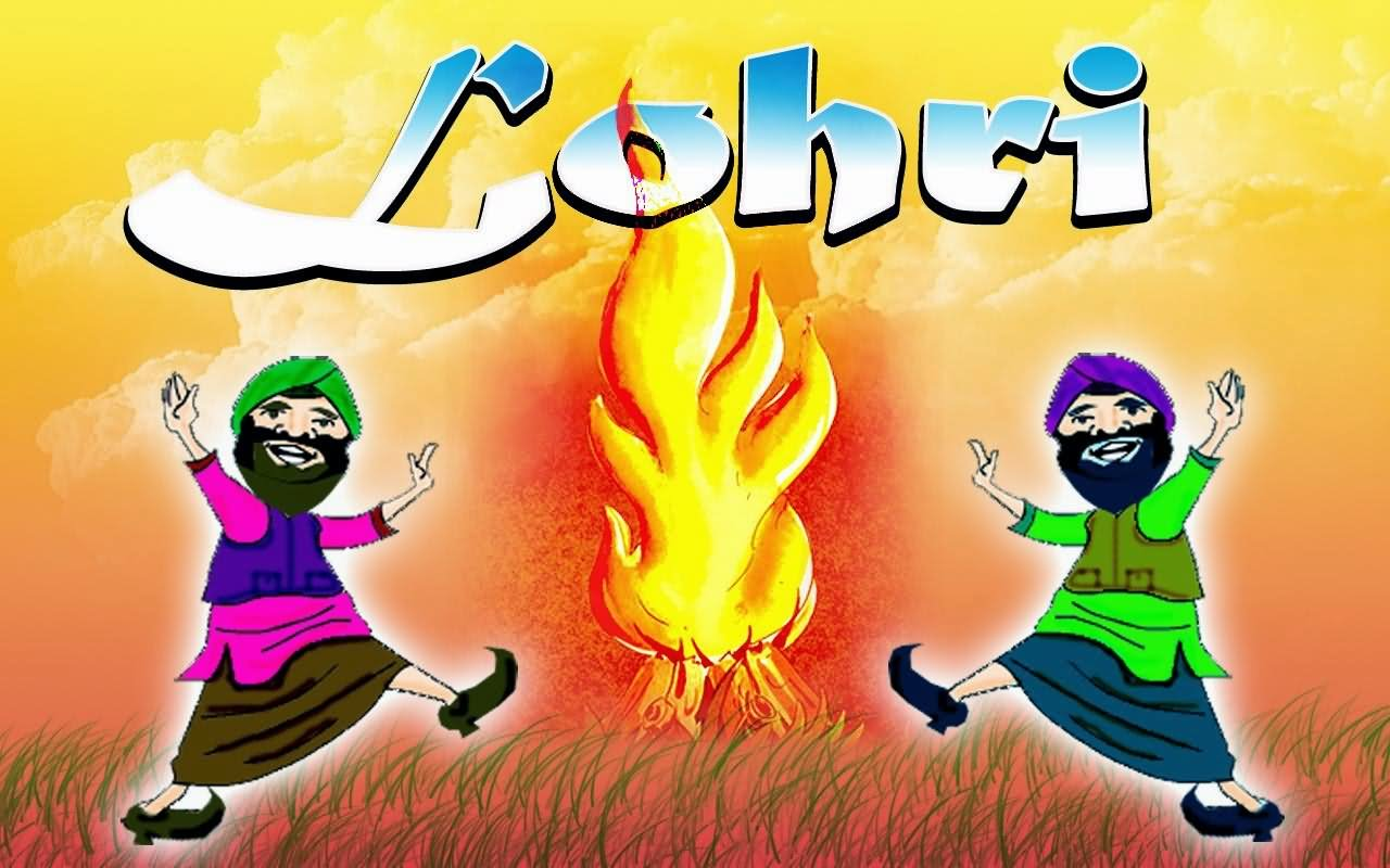 Fabulous Lohri Wishes