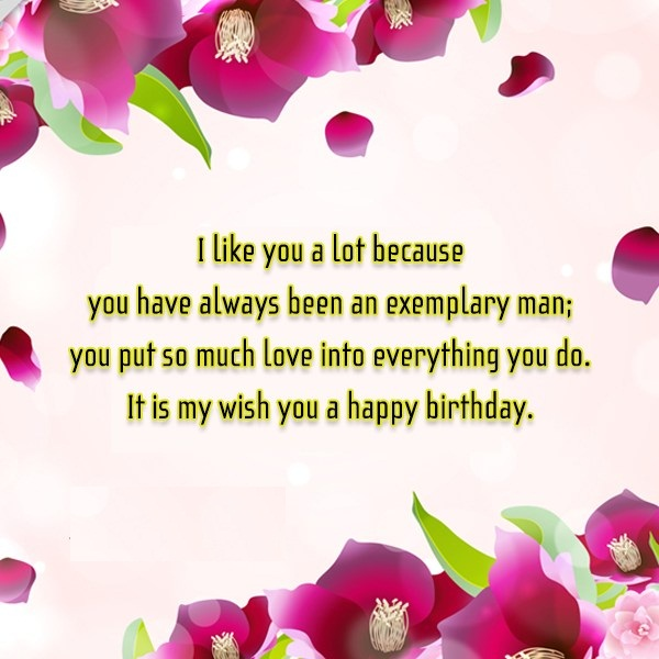 Famous And Nice Birthday Quotes And Wishes