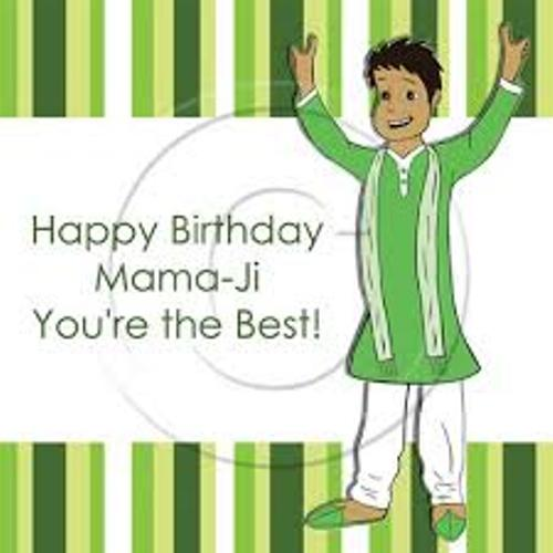 Fantastic Birthday Wishes For Mama Ji