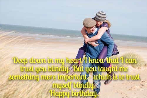 Fantastic Happy Birthday Wishes For Lover
