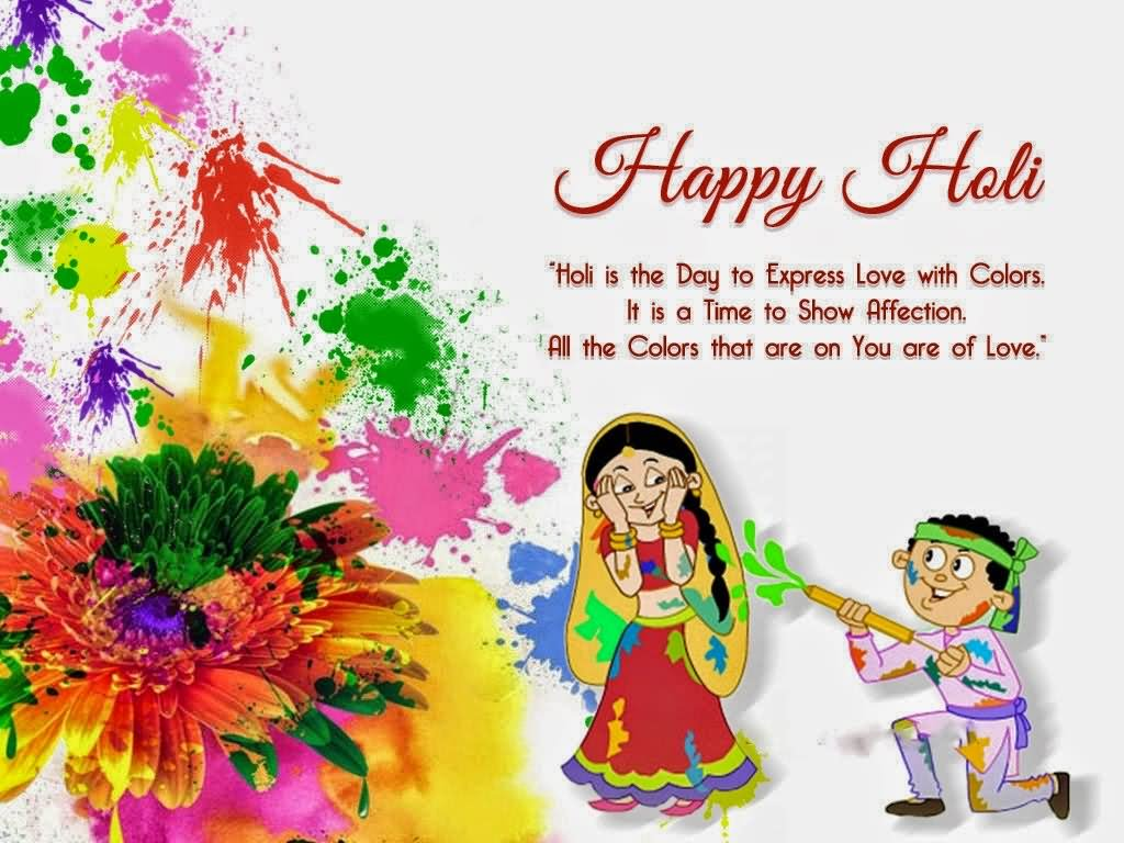 Fantastic Happy Holi Wishes