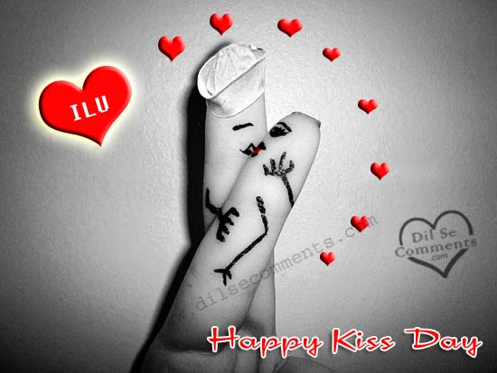 Fantastic Kiss Day