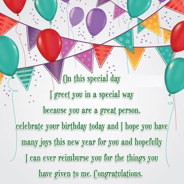 Fantastic Quotes Birthday Wishes