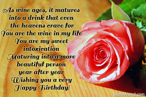 Great Birthday Wishes And Quotes