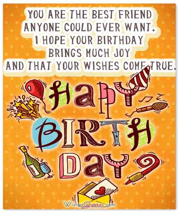 Great E-Card Birthday Wishes