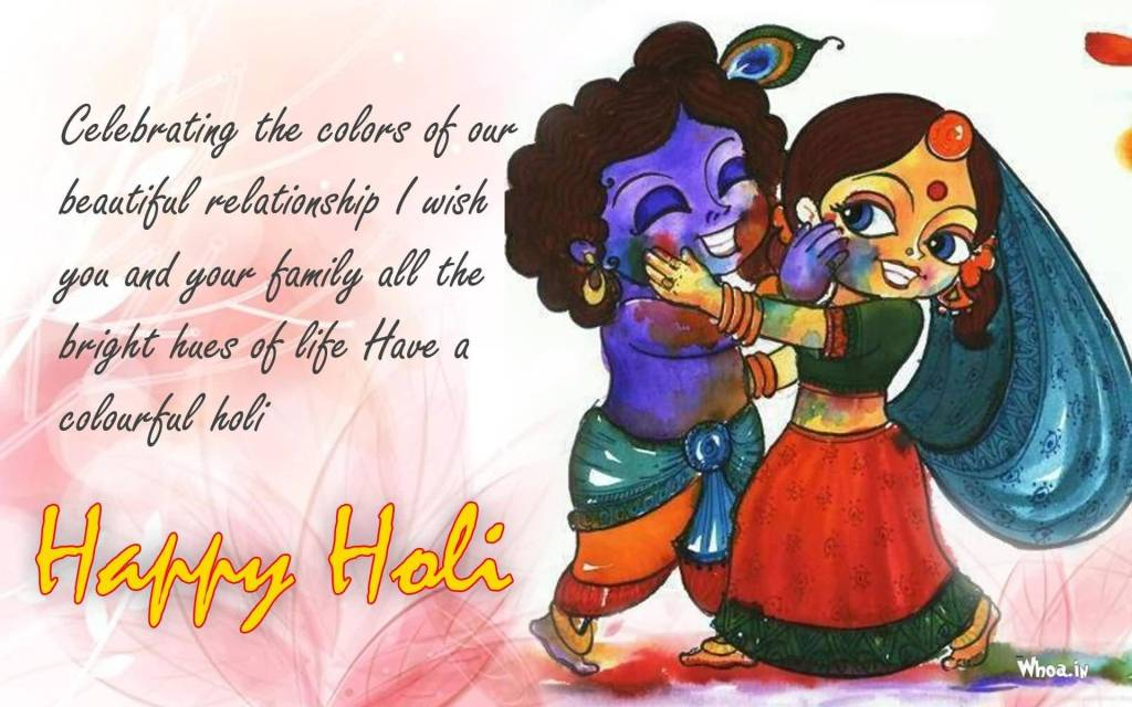 Great Happy Holi Wishes