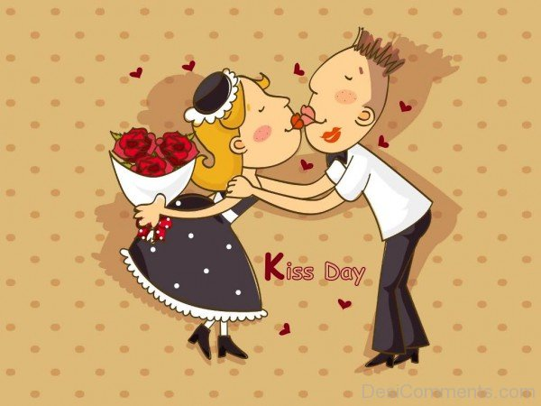 Great Kiss Day