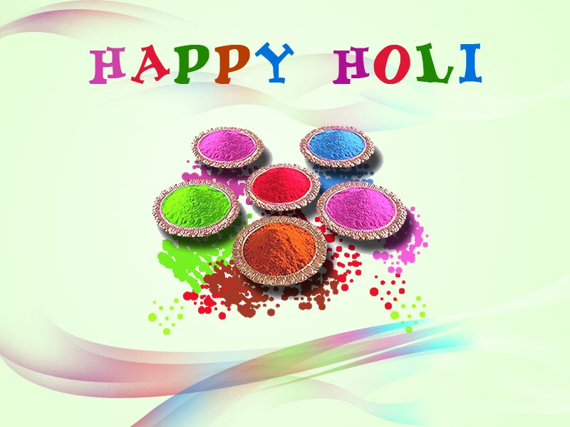 Impressive Happy Holi