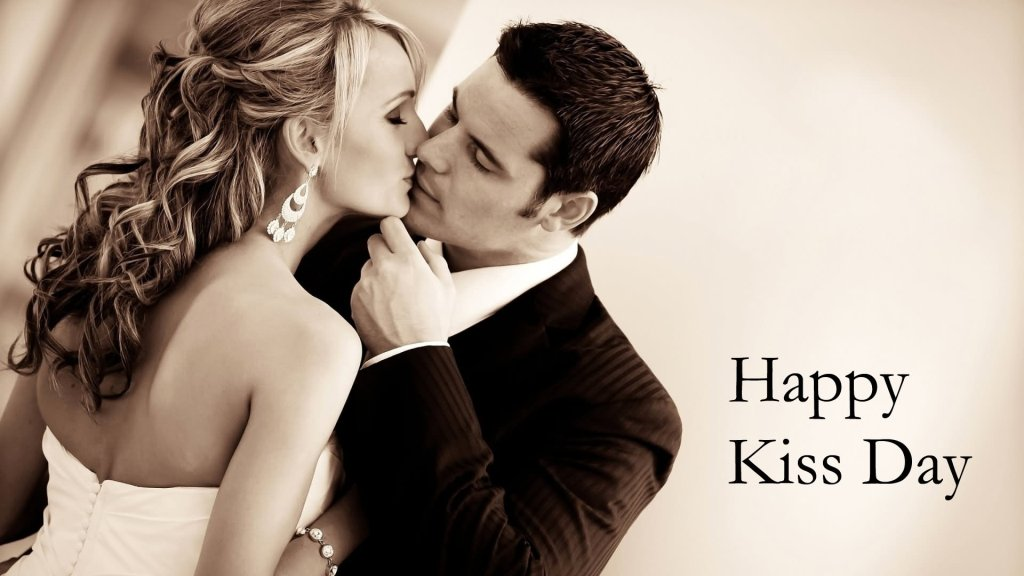 Impressive Kiss Day Images