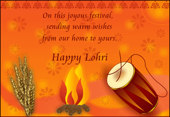 Impressive Lohri Wishes