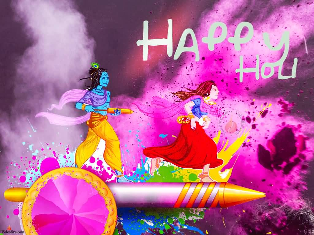 Incredible Happy Holi Wishes